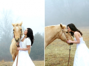 horse bridal shoot | Taisia Gordon Photography-06