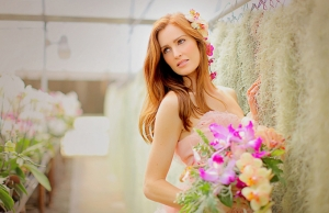 orchid bridal shoot | Gema Blanton-13