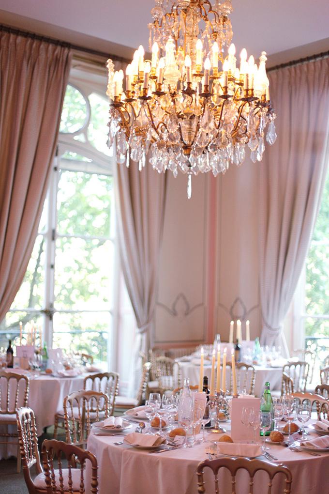 An elegant paris rehearsal dinner glamour grace