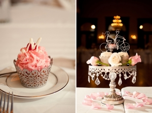 vintage pink DIY wedding | Marissa Moss Photography-21