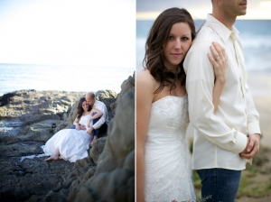 beach trash the dress | Diana Rush Photography-02