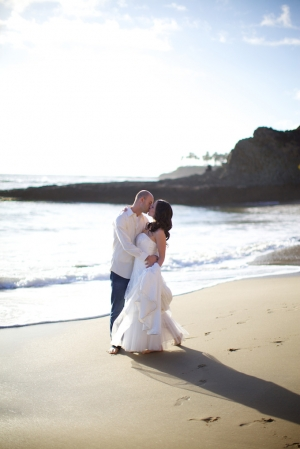 beach trash the dress | Diana Rush Photography-03
