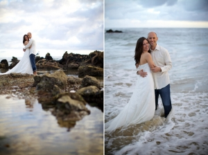 beach trash the dress | Diana Rush Photography-06