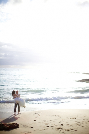 beach trash the dress | Diana Rush Photography-12
