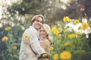 garden spring engagement | wild{whim} design + photography-02