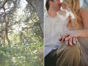 garden spring engagement | wild{whim} design + photography-03
