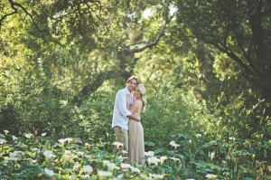 garden spring engagement | wild{whim} design + photography-07