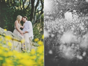 garden spring engagement | wild{whim} design + photography-08