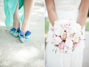 mint and blush DIY wedding | Sara Lucero-05