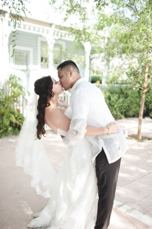 mint and blush DIY wedding | Sara Lucero-12