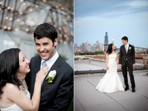 modern spring wedding | Two Birds Photography-14