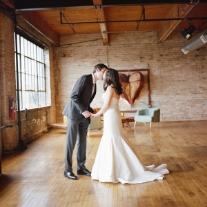 modern spring wedding | Two Birds Photography-16