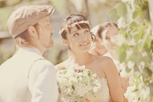 Rustic Summer Wedding | Lindsey Gomes-09