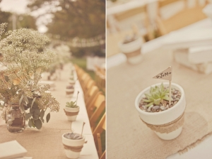 Rustic Summer Wedding | Lindsey Gomes-17