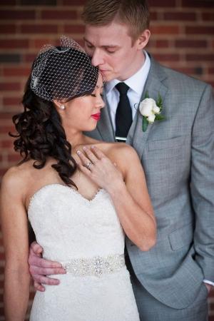 modern red wedding | BRC Photography-15