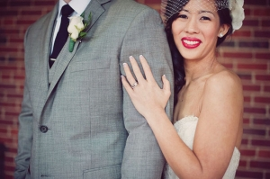 modern red wedding | BRC Photography-16