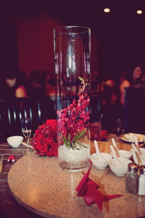 modern red wedding | BRC Photography-21