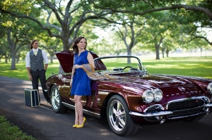 vintage car engagement_Archetype Studio Inc