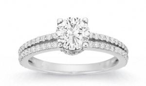 Gemesis Muse Diamond Ring