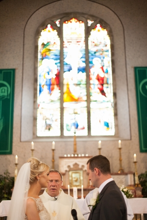 elegant Irish wedding | Lisa O&#039;Dwyer Photography