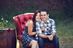 fall engagement | Lukas & Suzy VanDyke