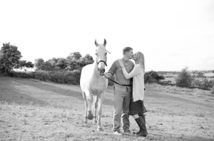 horse engagement | Margaurita Photography