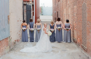 rustic glam wedding | Jennifer Blair