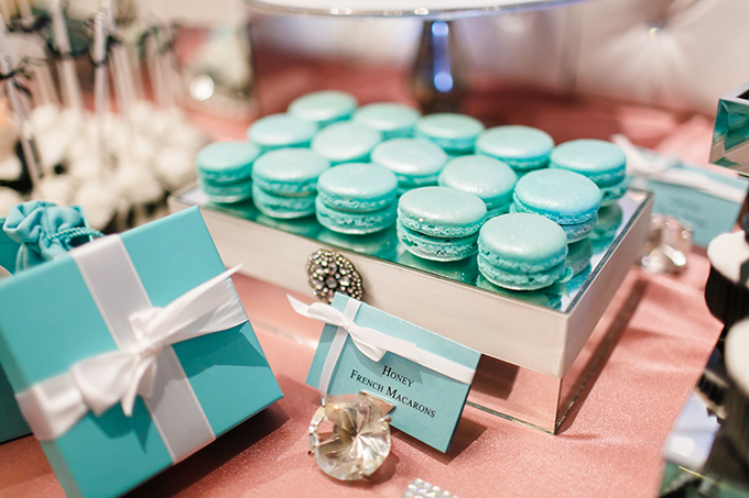 Tiffany39;s Themed Bridal Shower  Glamour amp; Grace