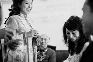 elegant pink chinese tea ceremony | Lovisa Photo