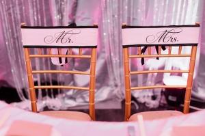 elegant pink wedding   Lovisa Photo