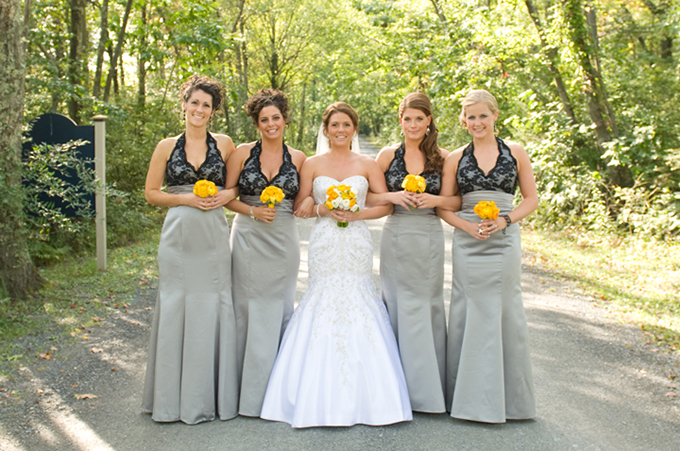 Yellow And Gray Wedding - Wedding Photography