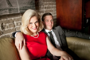 Mad Men engagement | Amalie Orrange
