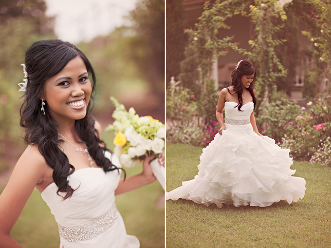 fairy tale bridal portraits | Archetype Studio Inc