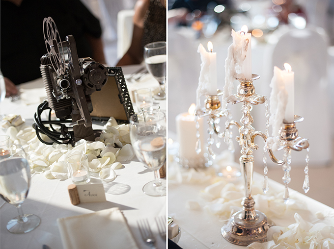 Vintage Glam Wedding Mark Inson