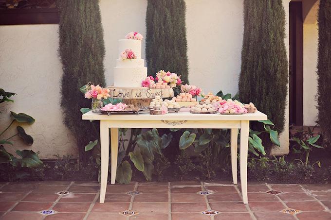 Valentine's wedding inspiration   Arina B Photography