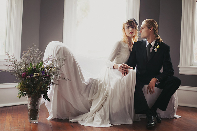 victorian elopement | Nicki Bursae Photography