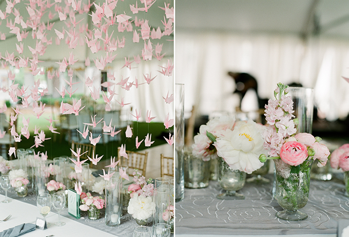 vintage pink DIY wedding | pure7studios