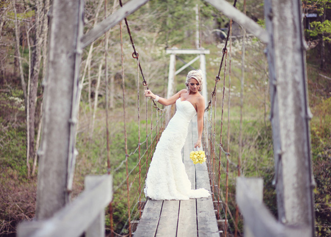 rustic bridal session | Suzanne Garland Photography