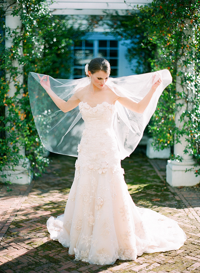 Maggie Sottero gown | Justin DeMutiis