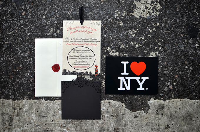 Red And Black Wedding Ideas 53 Lovely red and black NYC