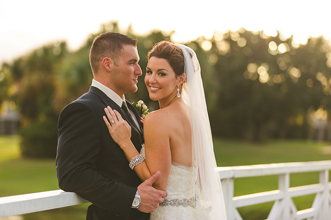 vintage glam Florida wedding | Concept Photography
