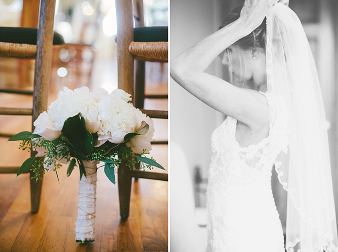 romantic winter wedding | Jessie Holloway Photography