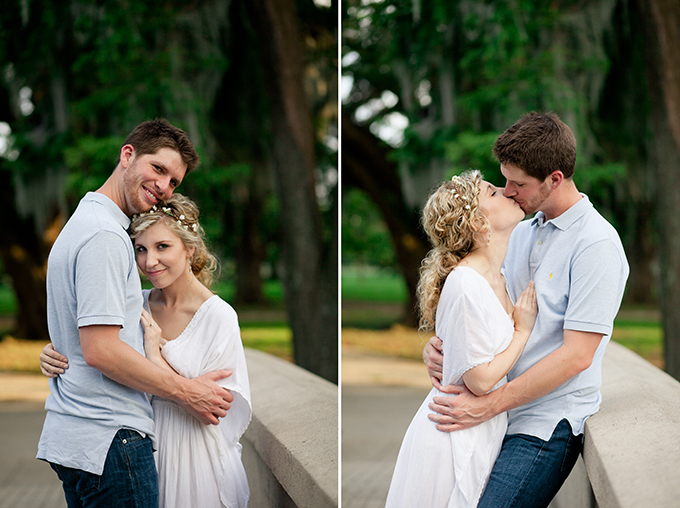 New Orleans engagement | Sarah Becker Photography