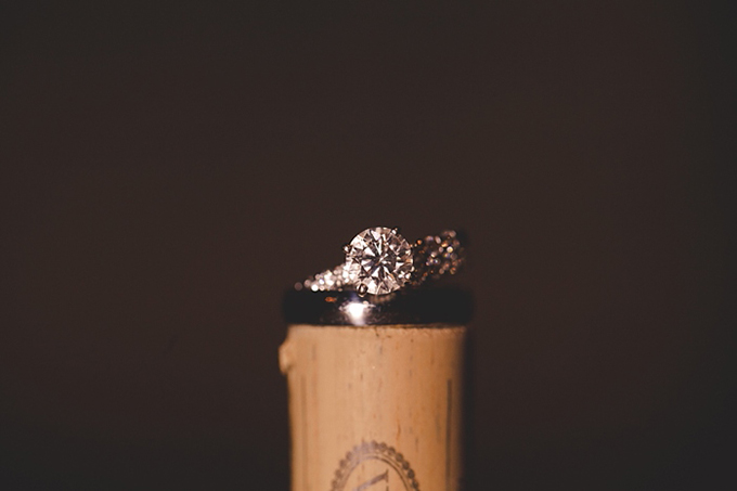 white cork ring shot | Bit of Ivory Photography