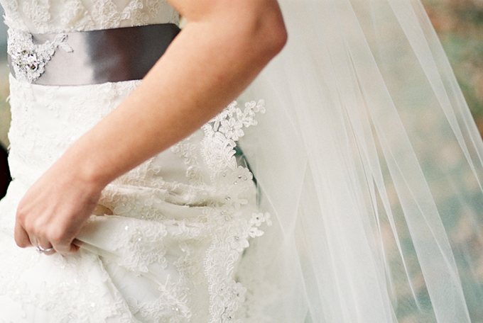 romantic film bridal session   Josh Deaton Photography