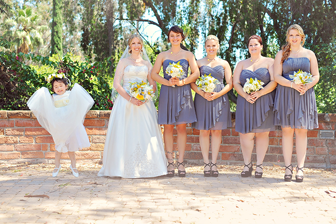 vintage yellow wedding | ArianaB Photography