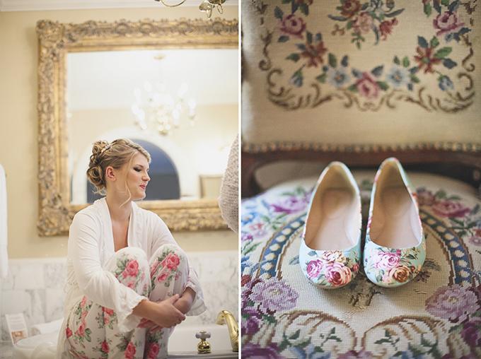 floral print flats | Sarah Bray Photography