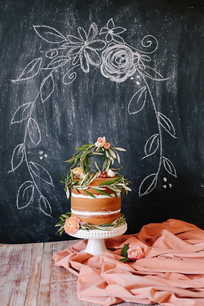 peach cake | Annabella Charles