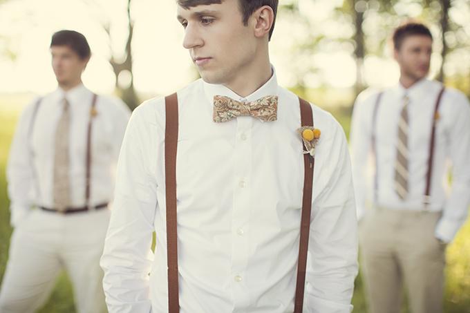 southern groomsmen | Glamour & Grace