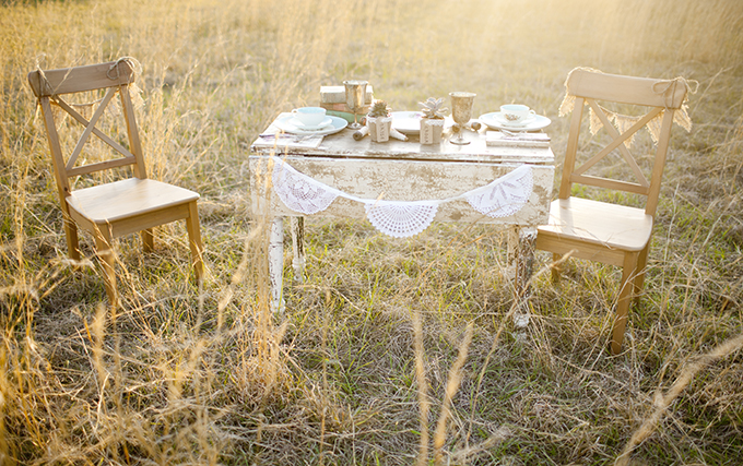 southern vintage wedding inspiration | Glamour & Grace
